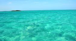 Exuma Cays - Color del Agua