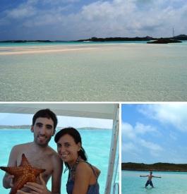 Exuma Cays - Sandbar
