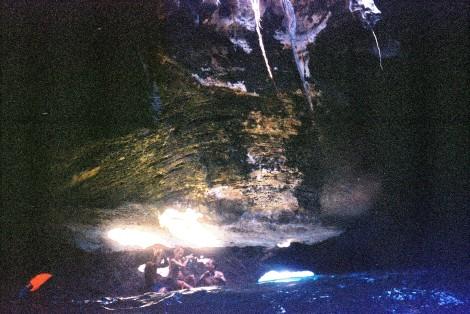 Exuma Cays - Thunderball Grotto
