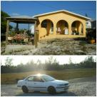 Great Exuma - Coche de las chinches