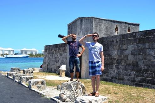 Nassau - Fort Montagu