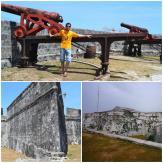 Nassau - Fort Fincastle y Fort Charlotte