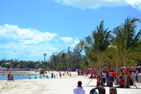 Nassau - Junkanoo Beach