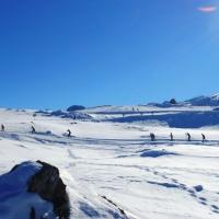 Esquí en Le Somport - Valle de Aspe (Francia)