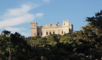 Buskett Forest - Verdala Castle