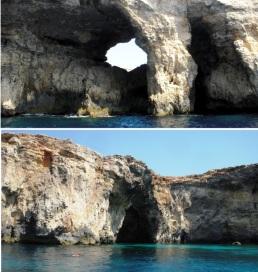 Comino - Cuevas