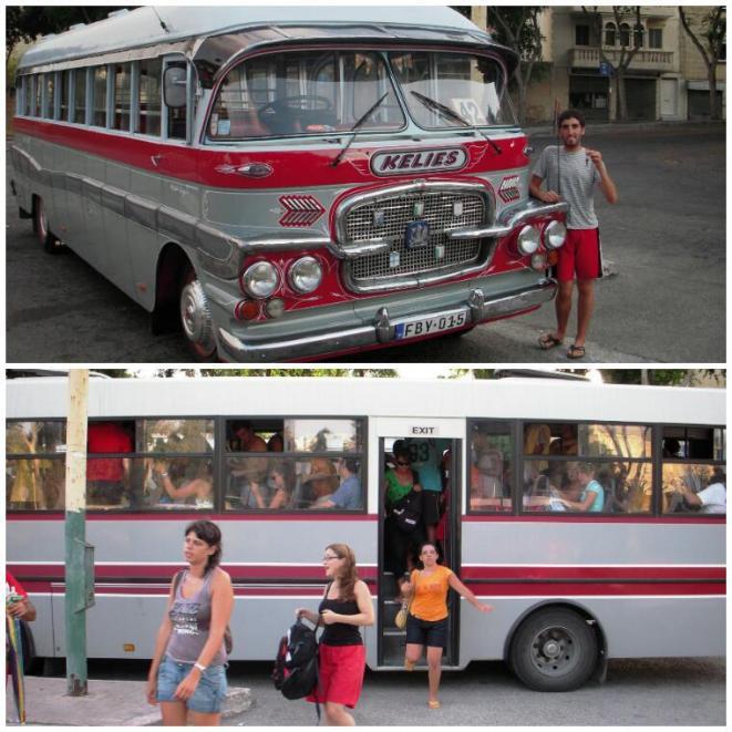Autobús de Gozo