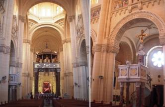 Gozo - Basílica Ta' Pinu