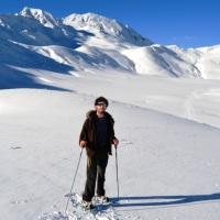 Pirineos: Ruta en El Ferial con Raquetas