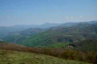 Vistas desde Soratxipi