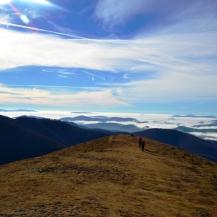 Vistas hacia Euskadi