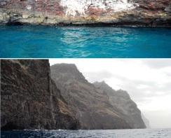Los Gigantes - Cueva del Guanche