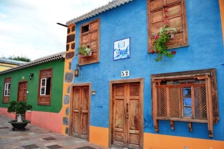 Centro histórico de Los Llanos de Aridane