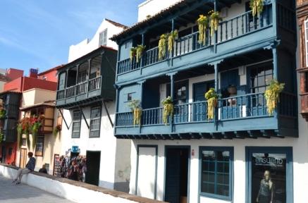 Avenida Marítima - Balcones Canarios