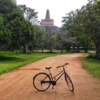 Sri Lanka 2017 - Etapa 1 - Anuradhapura en Bici