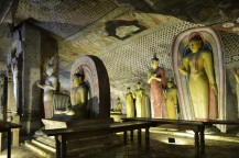 Cueva II de Dambulla