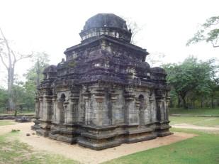 Polonnaruwa - Shiva Devale II
