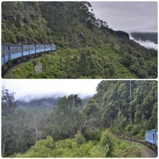 Tren Nanu Oya - Ella