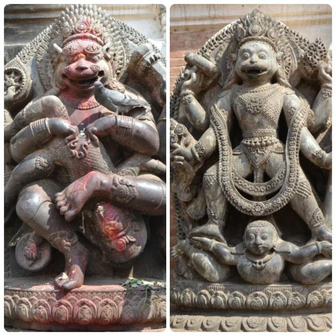 2017-03-nepal-Bhaktapur-Plaza-Durbar-dioses-hanuman-vishnu.jpg