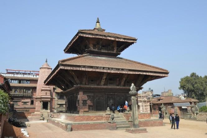 2017-03-nepal-Bhaktapur-Plaza-Durbar-Templo-gopi-nath.JPG