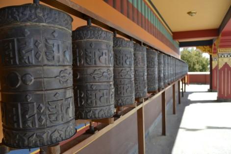 Monasterio Thrangu Tashi Tangtse