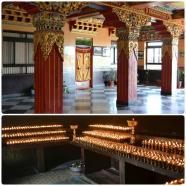 Monasterio Thrangu TNamobuddhaashi Tangtse