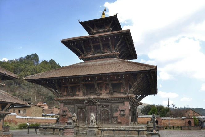 2017-03-nepal-dhulikhel-ruta-namobuddha-22-panauti-templo-indreshwar-mahadev