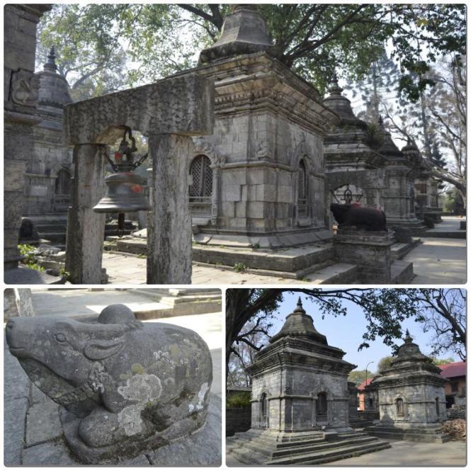 2017-03-nepal-Pashupatinath-lingam-shrines-2