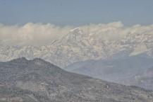 Vistas de Langtang desde Saping