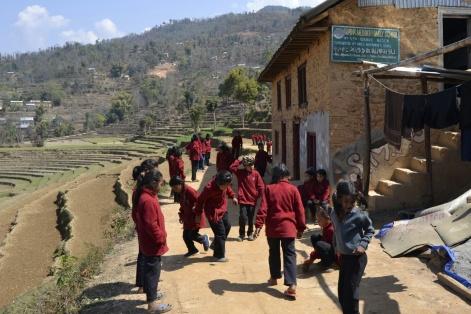 Saping - Escuela Rural