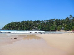 Mirissa - Playa