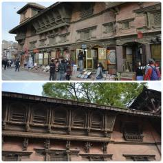 Kathmandu - Plaza Durbar