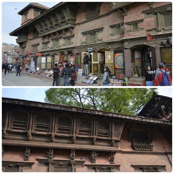2017-03-nepal-Kathmandu-Plaza-Durbar-edificio