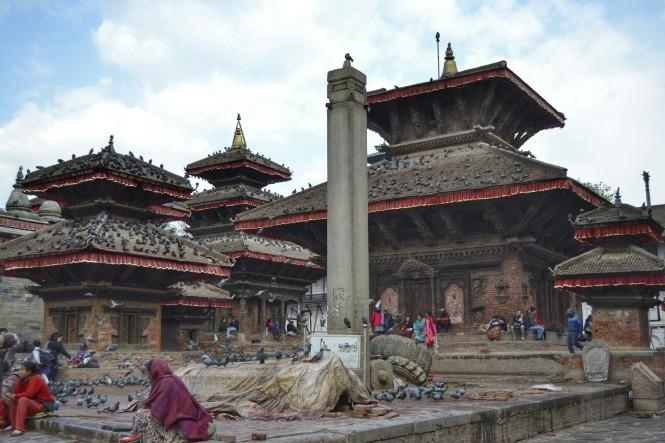 2017-03-nepal-Kathmandu-Plaza-Durbar-Templos-Jagannath-Vishnu-Indrapur-2