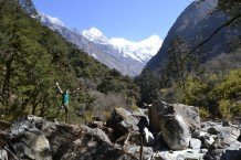 Trekking Langtang-Gosaikunda-Helambu - Rivesrside