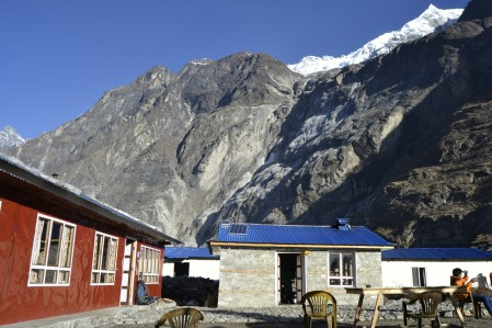 Trekking Langtang-Gosaikunda-Helambu - Langtang