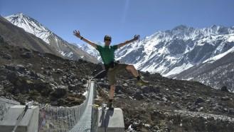 Trekking Langtang-Gosaikunda-Helambu - Vistas Tsergo Ri, Ganchenpo y Pangen Dopku