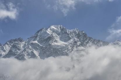 Trekking Langtang-Gosaikunda-Helambu - Kyanjin Ri - Vistas Urking Kanggari