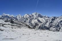 Trekking Langtang-Gosaikunda-Helambu - Tsergo Ri - Vistas Ganchenpo