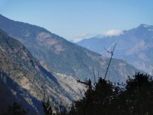 Trekking Langtang-Gosaikunda-Helambu - Llegando a Thulo Syaphru