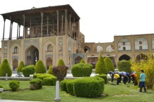 Isfahan - Kakh-e Ali Qapu