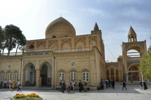 Isfahan - Catedral Armenia