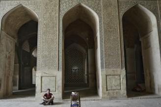 Isfahan - Masjed-e Jameh