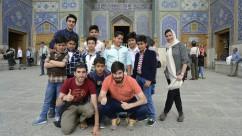 Isfahan - Niños Locales