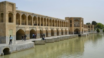 Isfahan - Pol-e Khaju