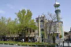 Tehran - Barrio del Bazar
