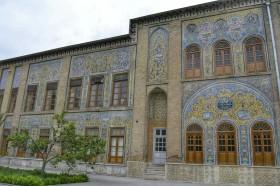 Tehran - Palacio Golestan