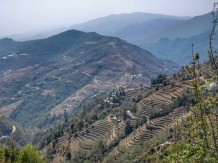 Trekking Langtang-Gosaikunda-Helambu - Llegando a Chisapani