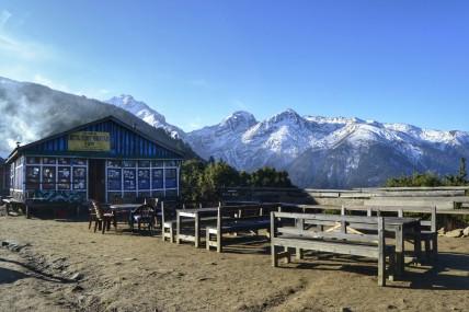 Trekking Langtang-Gosaikunda-Helambu - Cholangpati