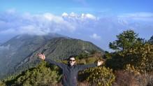 Trekking Langtang-Gosaikunda-Helambu - Vistas Ganesh Himal